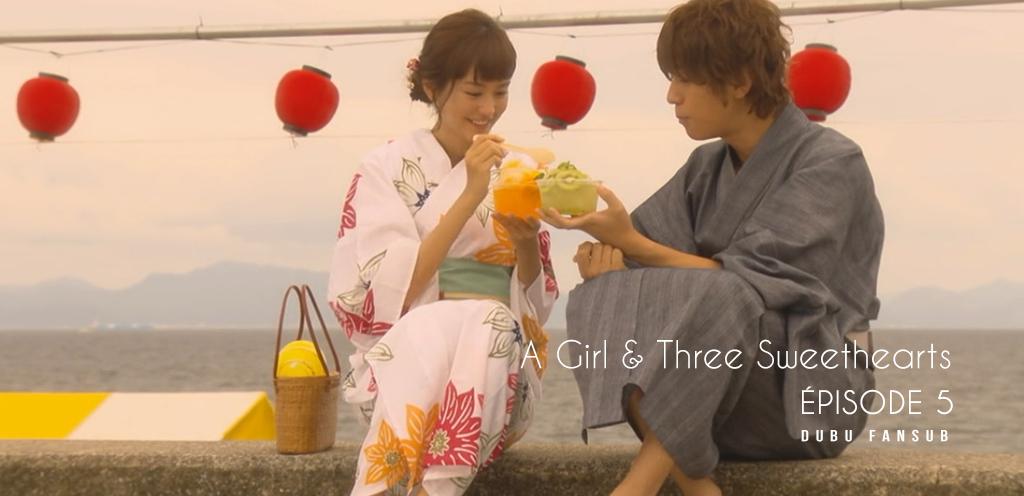 Suki na Hito ga Iru Koto épisodes 5 & 6 vostfr