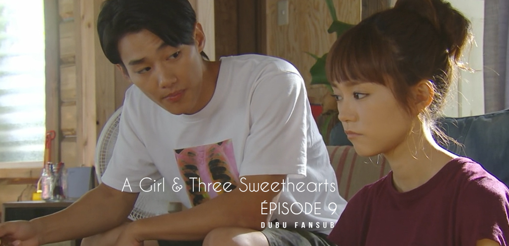 a girl and three sweethearts episode 9 vostfr