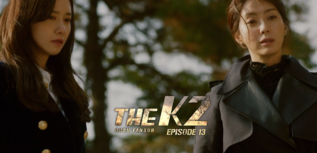 The K2 épisode 13 vostfr
