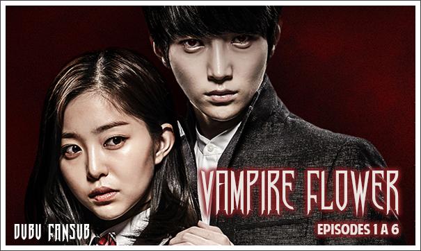 vampire flower vostfr