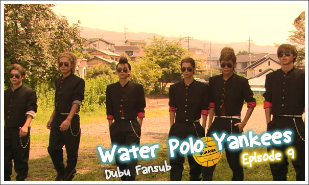 water polo yankees épisode 9 vostfr