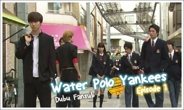 Water Polo Yankees 01 vostfr