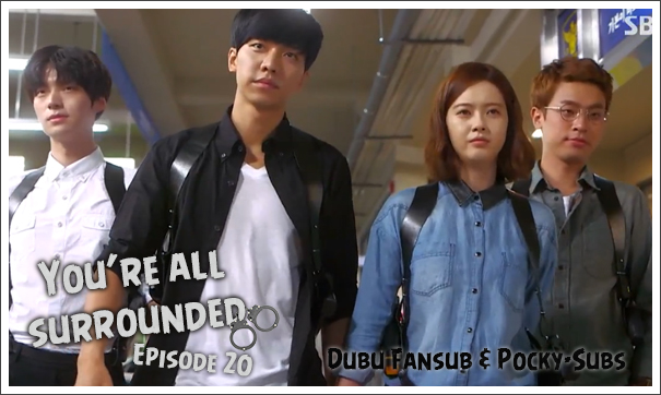 you're all surrounded 20 vostfr