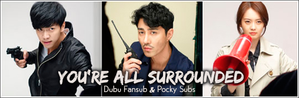 you're all surrounded vostfr