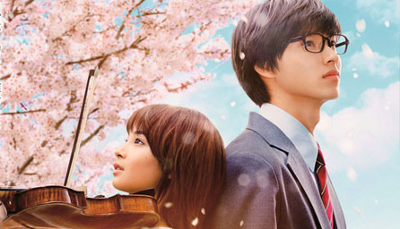Your Lie In April live action vostfr